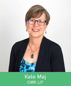 Kate Maj - Licensed Insolvency Trustee - Calgary